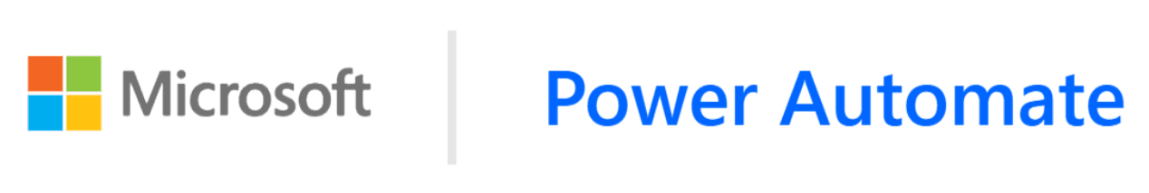 Logo MS Power Automate